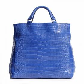 LE ' SAC crocodile bag