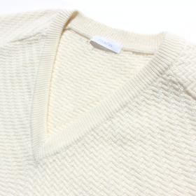 Malo V-neck sweater