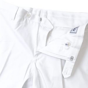 Rota cotton pants White