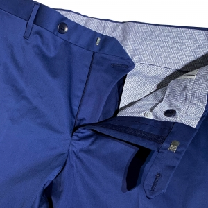 Rota cotton pants Navy