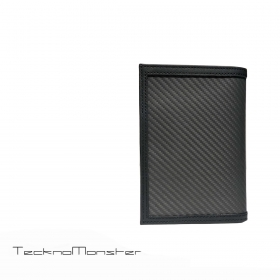 TecknoMonster  passport case