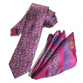 Necktie, Pocket handkercief